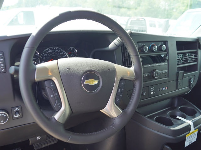 2019 Chevrolet Express 2500 4x2, Sortimo Shelf Staxx Upfitted Cargo Van #TR74908 - photo 12