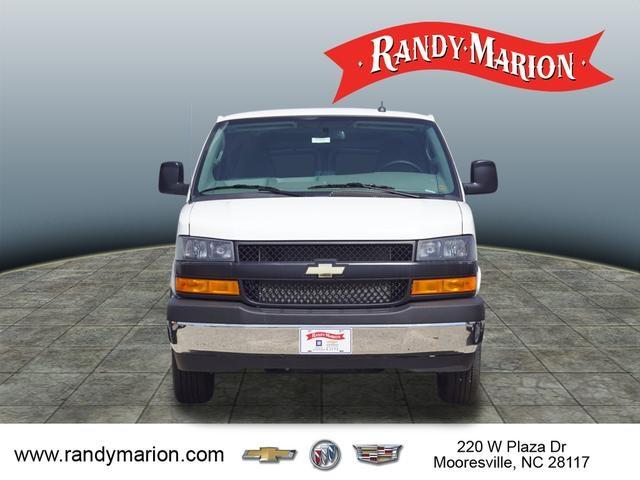 2019 Chevrolet Express 2500 4x2, Sortimo Shelf Staxx Upfitted Cargo Van #TR75074 - photo 3