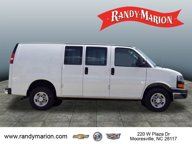 2019 Chevrolet Express 2500 4x2, Sortimo Shelf Staxx Upfitted Cargo Van #TR75074 - photo 9