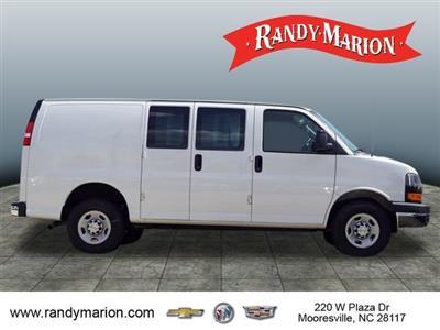 2019 Chevrolet Express 2500 4x2, Sortimo Shelf Staxx Upfitted Cargo Van #TR75310 - photo 9