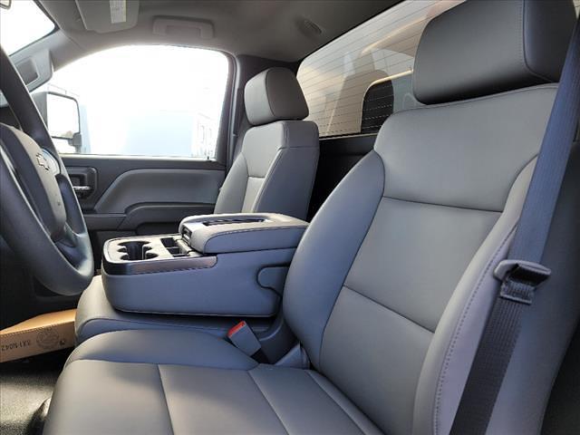 2019 Chevrolet Silverado 5500 Regular Cab DRW 4x2, Reading Panel Service Body #TR75344 - photo 14