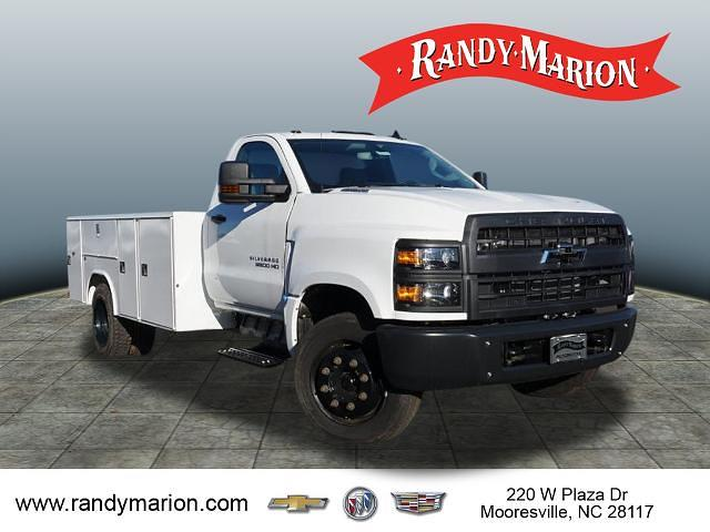 2019 Chevrolet Silverado 5500 Regular Cab DRW 4x2, Cab Chassis #TR75354 - photo 1