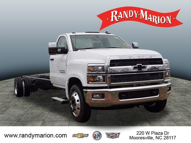 2019 Chevrolet Silverado 6500 Regular Cab DRW 4x2, Cab Chassis #TR75356 - photo 1