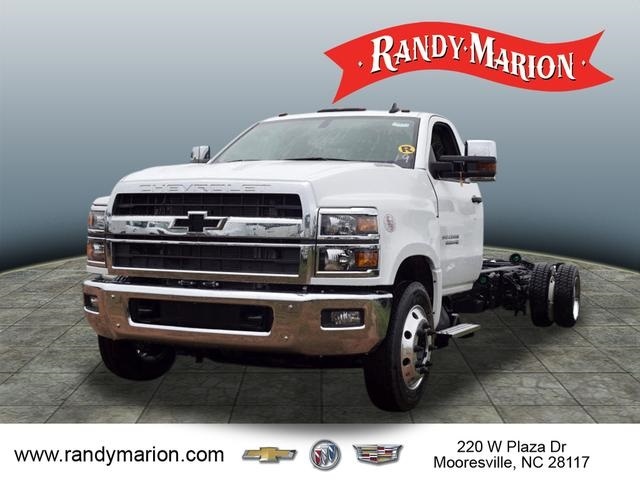 2019 Chevrolet Silverado 6500 Regular Cab DRW 4x2, Cab Chassis #TR75356 - photo 4