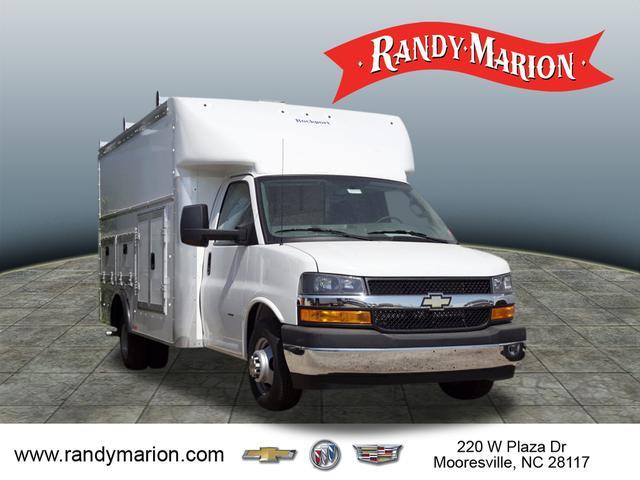 2019 Express 3500 4x2, Rockport Service Utility Van #TR75381 - photo 1