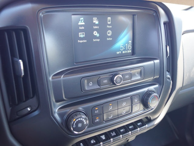 2019 Chevrolet Silverado 5500 Regular Cab DRW 4x2, Cab Chassis #TR75447 - photo 14