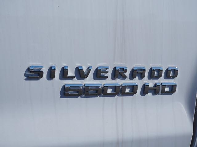 2019 Chevrolet Silverado 5500 Regular Cab DRW 4x2, Knapheide Platform Body #TR75448 - photo 10