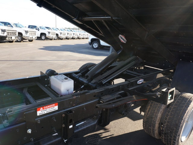 2019 Chevrolet Silverado 5500 Regular Cab DRW 4x2, Freedom Dump Body #TR75468 - photo 12