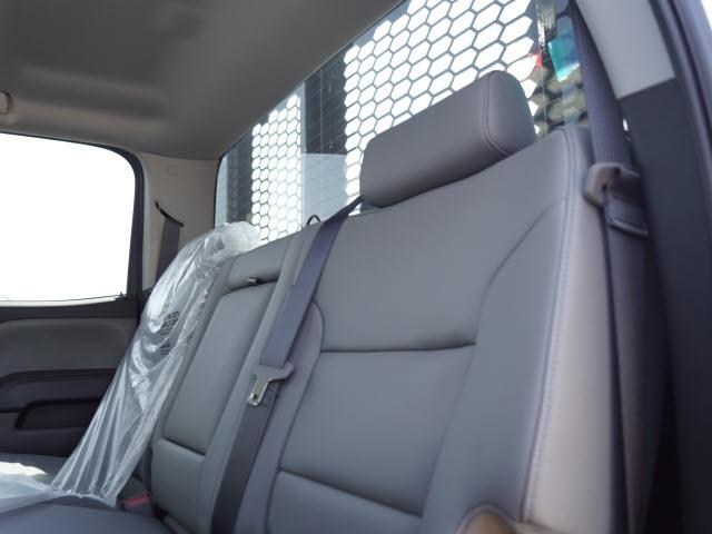 2019 Chevrolet Silverado 5500 Crew Cab DRW 4x4, Knapheide Value-Master X Stake Bed #TR75478 - photo 19