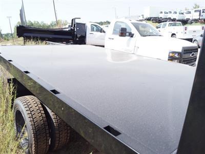 2019 Chevrolet Silverado 5500 Crew Cab DRW 4x4, Knapheide Value-Master X Stake Bed #TR75478 - photo 9