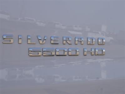 2019 Chevrolet Silverado 5500 Crew Cab DRW 4x4, Knapheide Value-Master X Stake Bed #TR75478 - photo 11