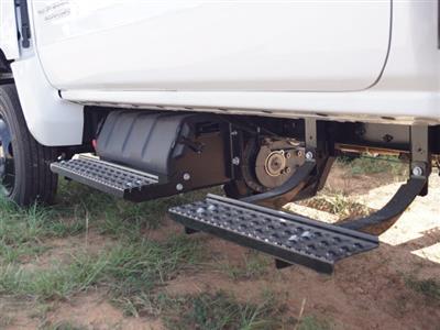 2019 Chevrolet Silverado 5500 Crew Cab DRW 4x4, Knapheide Value-Master X Stake Bed #TR75478 - photo 13