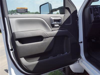 2019 Chevrolet Silverado 5500 Crew Cab DRW 4x4, Knapheide Value-Master X Stake Bed #TR75478 - photo 14