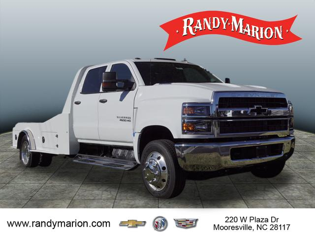 2019 Silverado 5500 Crew Cab DRW 4x2, CM Truck Beds Hauler Body #TR75542 - photo 1