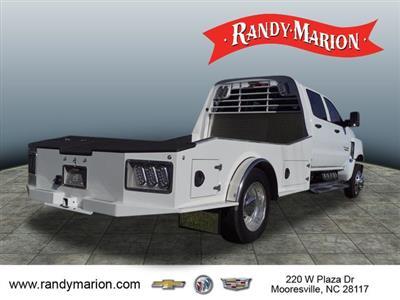 2019 Silverado 5500 Crew Cab DRW 4x2, CM Truck Beds Hauler Body #TR75542 - photo 2