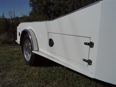 2019 Silverado 5500 Crew Cab DRW 4x2, CM Truck Beds Hauler Body #TR75542 - photo 9
