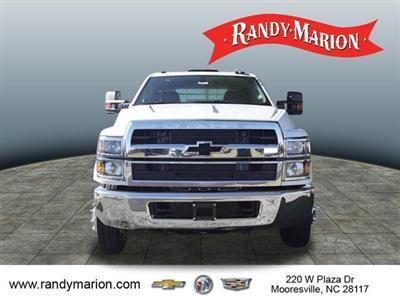 2019 Chevrolet Silverado 5500 Crew Cab DRW 4x2, CM Truck Beds ER Model Hauler Body #TR75542 - photo 3