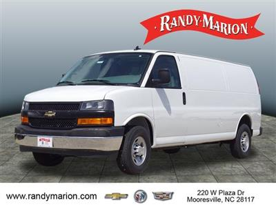 2019 Chevrolet Express 2500 4x2, Sortimo Shelf Staxx Upfitted Cargo Van #TR75576 - photo 4