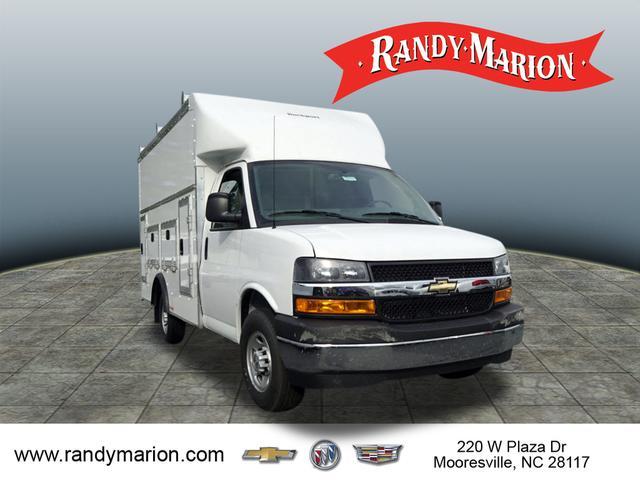 2019 Express 3500 4x2, Rockport Service Utility Van #TR75628 - photo 1