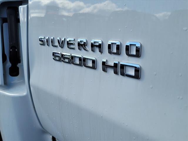 2019 Chevrolet Silverado 5500 Regular Cab DRW 4x2, Reading SL Service Body #TR75695 - photo 12