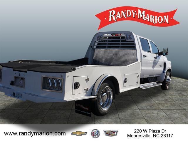 2019 Chevrolet Silverado 4500 Crew Cab DRW 4x2, CM Truck Beds Hauler Body #TR75752 - photo 1