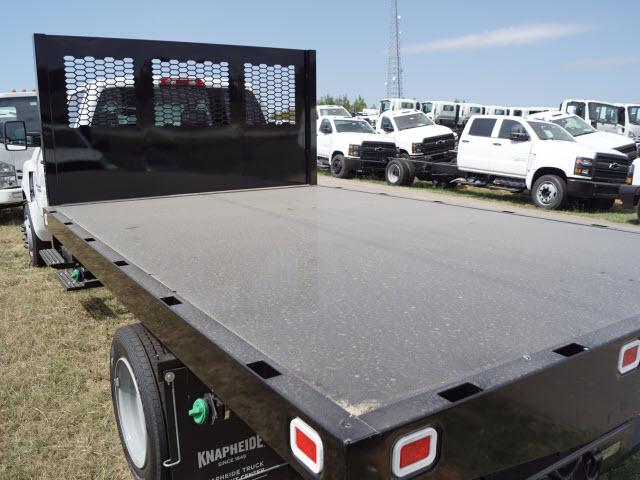 2019 Silverado 5500 Crew Cab DRW 4x2, Knapheide Value-Master X Platform Body #TR75859 - photo 13