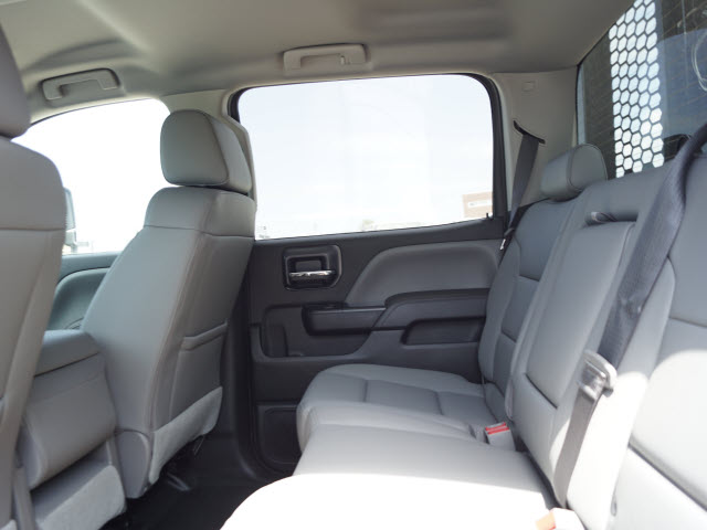 2019 Silverado 5500 Crew Cab DRW 4x2, Knapheide Value-Master X Platform Body #TR75859 - photo 19