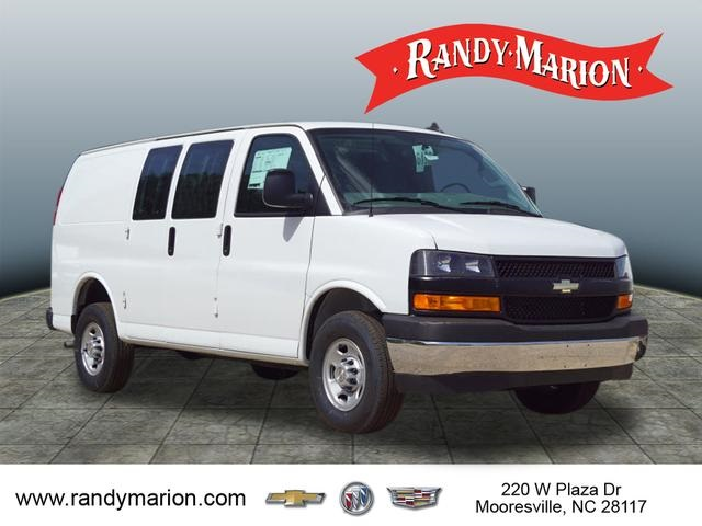 2019 Chevrolet Express 2500 4x2, Sortimo Upfitted Cargo Van #TR75895 - photo 1