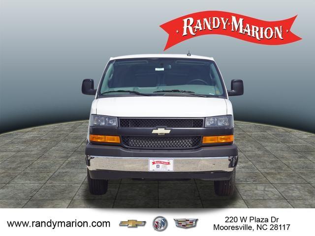 2019 Chevrolet Express 2500 4x2, Sortimo Shelf Staxx Upfitted Cargo Van #TR75895 - photo 3