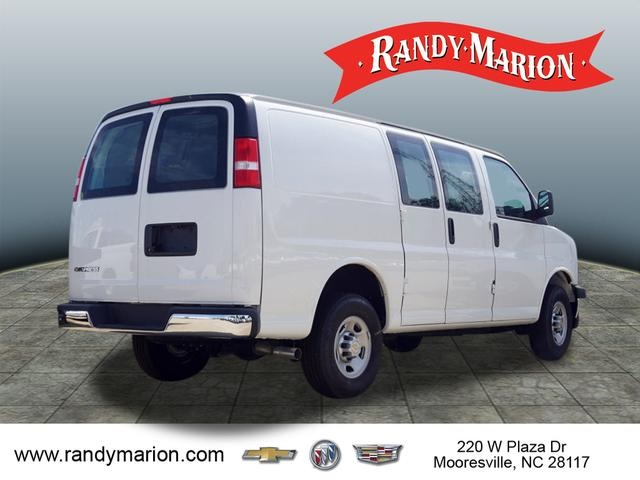 2019 Chevrolet Express 2500 4x2, Sortimo Shelf Staxx Upfitted Cargo Van #TR75895 - photo 8