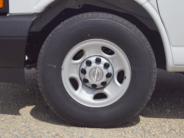2019 Chevrolet Express 2500 4x2, Sortimo Shelf Staxx Upfitted Cargo Van #TR75895 - photo 10