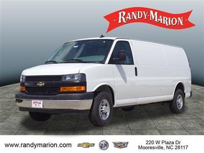 2019 Chevrolet Express 2500 4x2, Sortimo Shelf Staxx Upfitted Cargo Van #TR75895 - photo 4