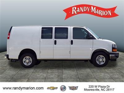 2019 Chevrolet Express 2500 4x2, Sortimo Shelf Staxx Upfitted Cargo Van #TR75895 - photo 9