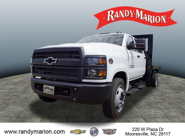2019 Silverado 5500 Crew Cab DRW 4x2, Knapheide Value-Master X Platform Body #TR75944 - photo 4