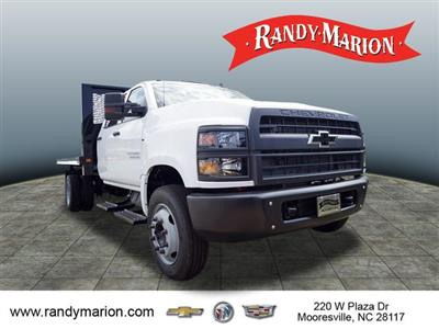 2019 Silverado 5500 Crew Cab DRW 4x2, Knapheide Value-Master X Platform Body #TR75944 - photo 3