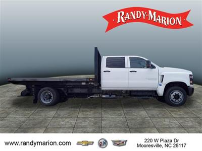 2019 Silverado 5500 Crew Cab DRW 4x2, Knapheide Value-Master X Platform Body #TR75944 - photo 8