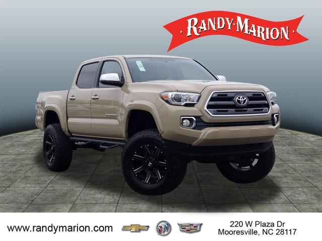 2016 Tacoma Double Cab 4x4, Pickup #TR76074A - photo 1
