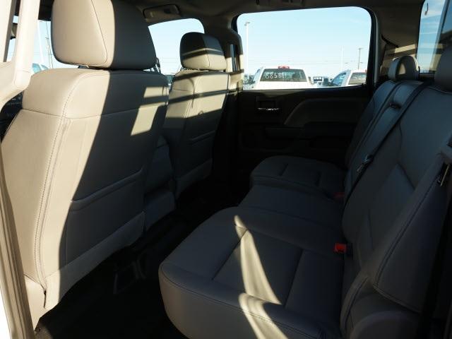 2019 Chevrolet Silverado 5500 Crew Cab DRW 4x2, CM Truck Beds Platform Body #TR76143 - photo 17