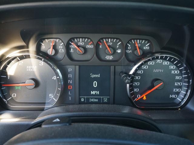 2019 Chevrolet Silverado 5500 Crew Cab DRW 4x2, CM Truck Beds Platform Body #TR76143 - photo 25