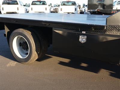 2019 Chevrolet Silverado 5500 Crew Cab DRW 4x2, CM Truck Beds Platform Body #TR76143 - photo 9
