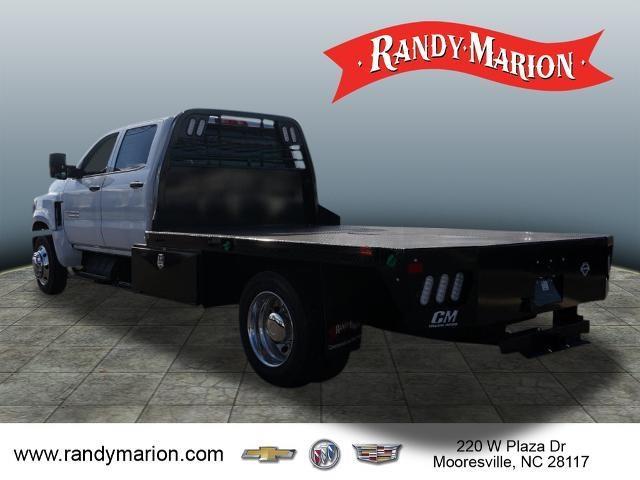 2019 Chevrolet Silverado 5500 Crew Cab DRW 4x2, CM Truck Beds Platform Body #TR76157 - photo 6