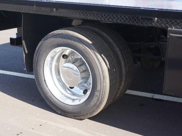 2019 Chevrolet Silverado 5500 Crew Cab DRW 4x2, CM Truck Beds Platform Body #TR76157 - photo 9