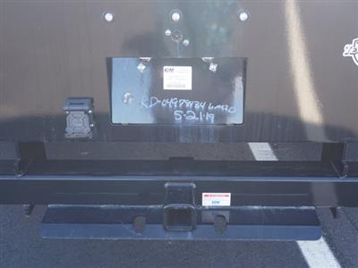 2019 Chevrolet Silverado 5500 Crew Cab DRW 4x2, CM Truck Beds Platform Body #TR76157 - photo 14