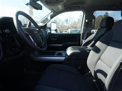 2019 Chevrolet Silverado 5500 Crew Cab DRW 4x2, CM Truck Beds Platform Body #TR76157 - photo 16