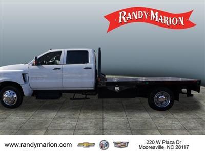 2019 Chevrolet Silverado 5500 Crew Cab DRW 4x2, CM Truck Beds Platform Body #TR76157 - photo 5