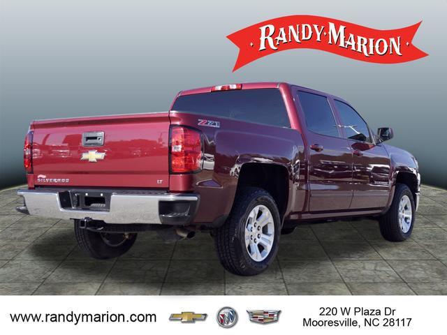 2015 Silverado 1500 Crew Cab 4x4, Pickup #TR76269A - photo 1