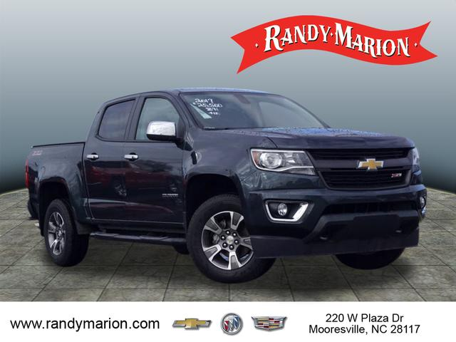 2017 Colorado Crew Cab 4x4, Pickup #TR76308A - photo 1