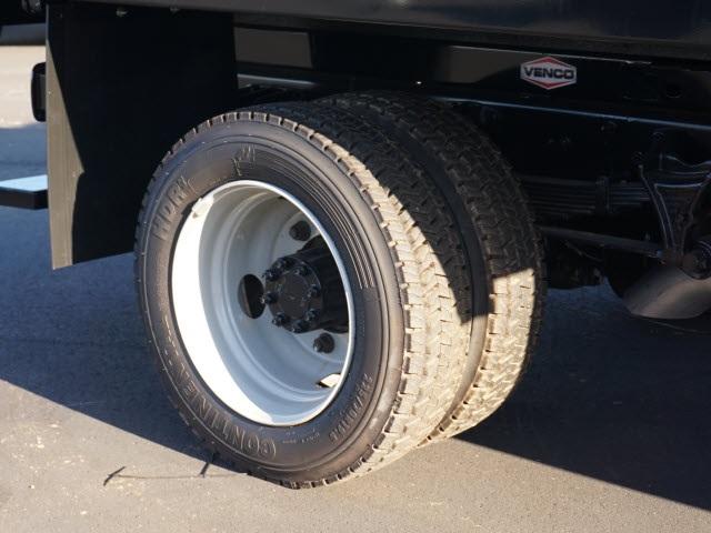 2019 Chevrolet Silverado 5500 Regular Cab DRW 4x2, Freedom Montana Dump Body #TR76347 - photo 9