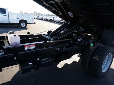 2019 Chevrolet Silverado 5500 Regular Cab DRW 4x2, Freedom Montana Dump Body #TR76347 - photo 12