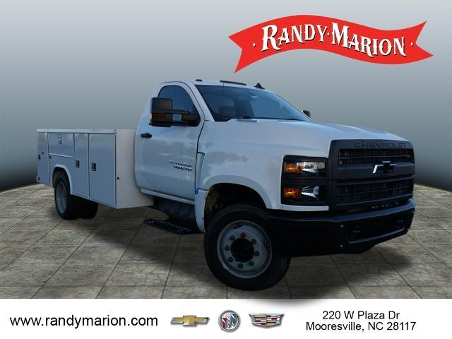 2019 Chevrolet Silverado 5500 Regular Cab DRW 4x2, Cab Chassis #TR76348 - photo 1